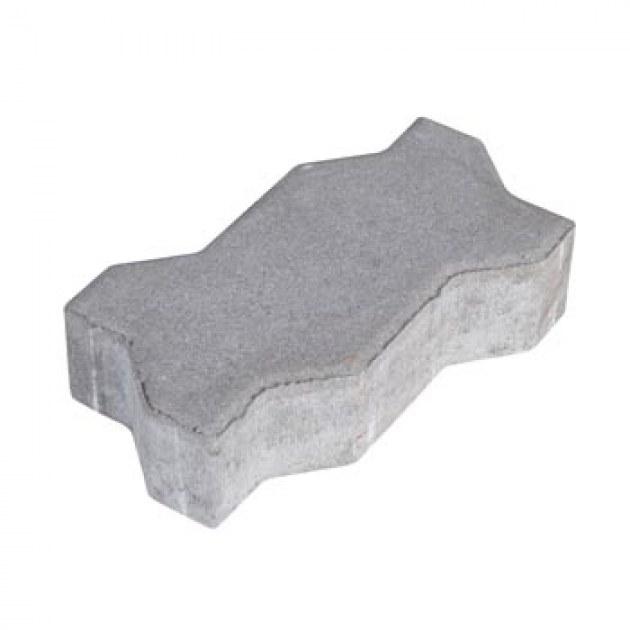 VÝPRODEJ 20m2 dlažby UNI 6 Brož šedá 225/112/60mm, 175,- Kč/m2